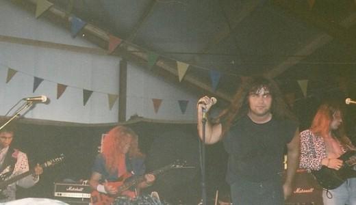 COVIK Tuinfeest 1992-6-27  Power Impact 3