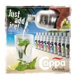 Coppa Cocktails Shaker range 10